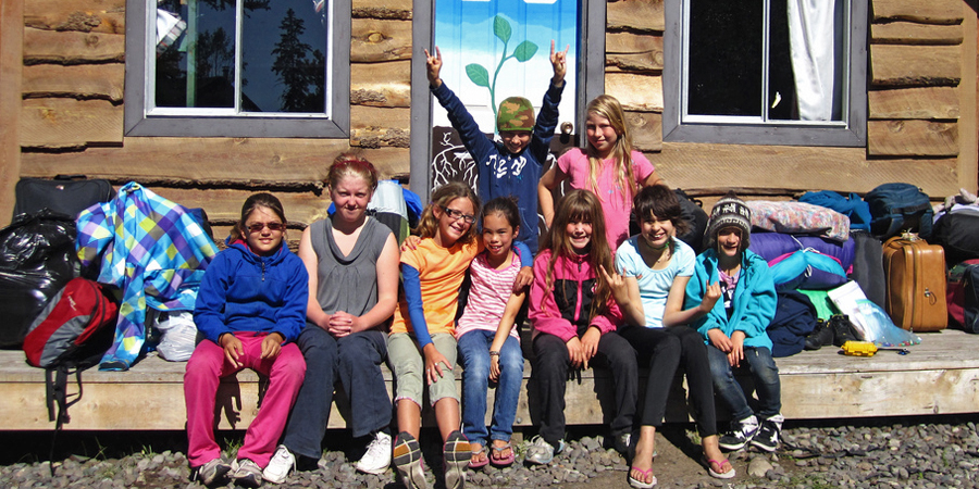 Educo Adventure School, 100 Mile, BC: Intro to Junior
