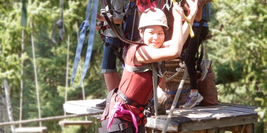 Educo Adventure School, 100 Mile, BC: Senior Girls