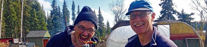 Educo Adventure School - 100 Mile House BC, Clean-up-weekend-volunteers