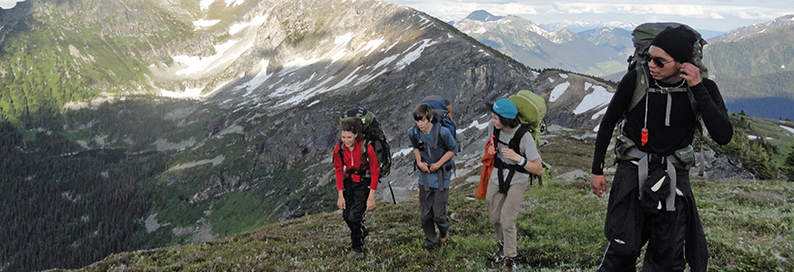 Educo Adventure School, 100 Mile House BC - Expeditions